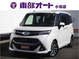 トヨタ タンク 1.0 カスタム G キャンピング仕様 ベットキット ナビTV