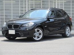 BMW X1 sドライブ 18i Mスポーツパッケージ 走行3万Km 地デジ付HDDインダッシュナビ
