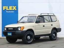 トヨタ ランドクルーザープラド 2.7 TX 4WD 2.7 TX ベージュ 丸目