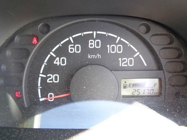 走行距離は25,170km!まだまだ走れます!