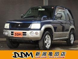 三菱 パジェロミニ 660 X 4WD 関東仕入れ/4WD/キーレス/パワステ