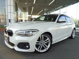 BMW 1シリーズ 118d Mスポーツ 18AWコンフォートPサポ社外DTV1オナ認定車