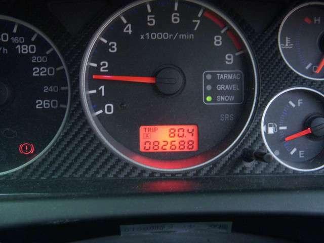 51560キロ時にメーター交換しています。推定134248キロ