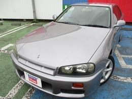 日産 スカイライン 2.5 GT-V 5速MT キセノンライト キーレス 17AW