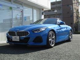 BMW Z4 sドライブ 20i Mスポーツ イノベーションP コニャックレザ 社有車