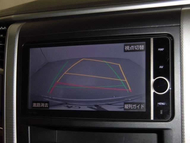 バックモニター搭載で車庫入れも安心!バックする際に後方確認ができて便利です!