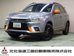 三菱 RVR 1.8 アクティブギア 4WD Eアシスト パワーシート シートヒーター