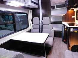 ヨコハマモーターセールス製 レガードネオ 8ナンバーキャンピング登録 6名乗車6名就寝