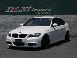 BMW 3シリーズ 320i Mスポーツパッケージ 6MT 社外19AW ローダウン ETC