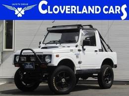 スズキ ジムニー 660 フルメタルドア CC 4WD 5速マニュアル車/公認リフトUP/社外バンパ-