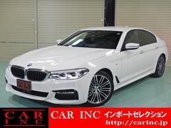 BMW 5シリーズ セダン の中古車 523d Mスポーツ ディーゼルターボ 千葉県四街道市 258.0万円