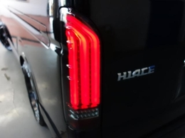 FLEXオリジナル アルティメットLEDテールランプを新品で装着!流れるウィンカーが特徴です♪