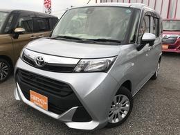 トヨタ タンク 1.0 X S 衝突軽減ブレーキ 電動スライド