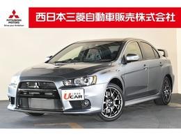 三菱 ランサーエボリューション 2.0 ファイナルエディション 4WD SDナビ バックカメラ レカロシート