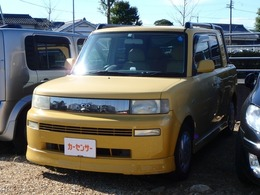 トヨタ bBオープンデッキ 1.5 ナビ/TV・キーレス