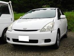 トヨタ ウィッシュ 1.8 X キーレス  オートA/C  7人乗り