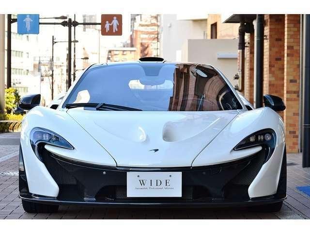 走行距離600キロの正規ディーラー車です。
