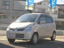 日産 モコ 660 C 社外オーディオ 車検33年4月