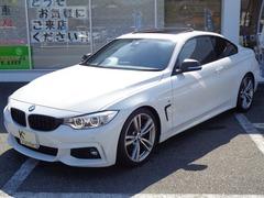 BMW 4シリーズクーペ の中古車 428i Mスポーツ 京都府相楽郡精華町 229.8万円