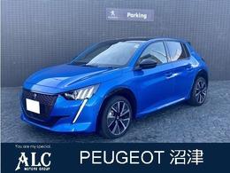 プジョー 208 GTライン 当社デモカー ガラスルーフ 新車保証