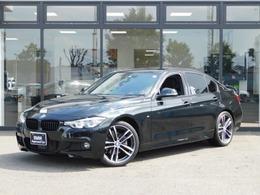 BMW 3シリーズ 320d Mスポーツ エディション シャドー 黒革電動シート ACC 19AW 弊社下取車両