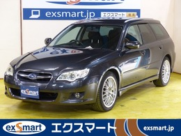 スバル レガシィツーリングワゴン 2.0 i Bスポーツ 4WD HID 純正ナビ フルセグ キーレス