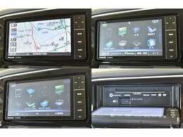 ワイドで明るい液晶画面、簡単な操作方法、多機能ナビゲーション。知らない街でも安心です。パナソニック ストラーダ 美優Navi「CN-RS02WD」