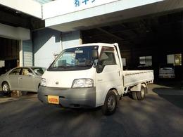 日産 バネットトラック 1.8 DX ロング ダブルタイヤ ワンオーナー