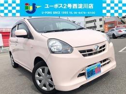 ダイハツ ミライース 660 X ワンオーナー・ETC・純正オーディオ