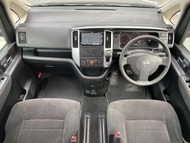 希少な1オーナー車になり清潔感溢れる室内となっております♪扱いやすい操作パネルとなっております♪ミニバンの中でも視界も良く、運転しやすい車両です♪フロントガラスも大きいので視野も広く安全面も◎です♪