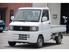日産 クリッパートラック の中古車 660 DXエアコン付 4WD 島根県安来市 17.0万円