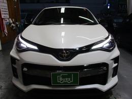 トヨタ C-HR ハイブリッド 1.8 S GR スポーツ Tコネクト+ナビTV ブラインドSM