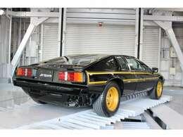1979年 ロータスエスプリS2 JPSリミテッドエディション 世界限定100台1978年マリオアンドレッティ ロータスF1ワールドチャンピオン記念モデル
