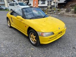ホンダ ビート 660 幌新品フジツボマフラーエンジンOH社外AW