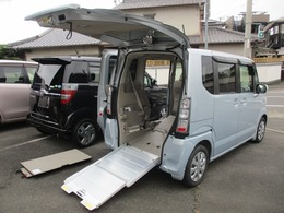 ホンダ N-BOX+ 660 G Lパッケージ 車いす仕様車 4人乗・SDナビTV・リアカメラ