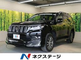 トヨタ ランドクルーザープラド 2.8 TX Lパッケージ ディーゼルターボ 4WD モデリスタエアロ OP19AW ムーンルーフ