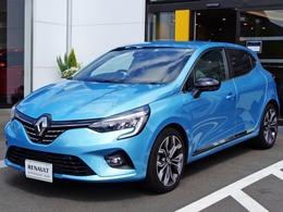 ルノー ルーテシア インテンス テックパック 新車保証継承 1.3ターボ 7速EDC ETC