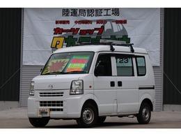 マツダ スクラム 660 PA ハイルーフ タイミングチェーン式 MT車 4人乗り