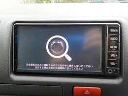 純正ナビTV CD再生・Bluetoothも付いてます!