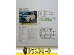 CS認定車両品質評価書