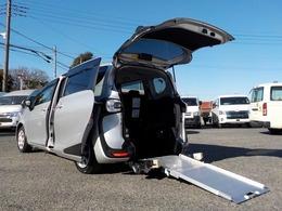 トヨタ シエンタ 1.5 X ウェルキャブ 車いす仕様車 タイプI 助手席側セカンドシート付 電動固定式 ナビBカメラ TSS 自動ドア