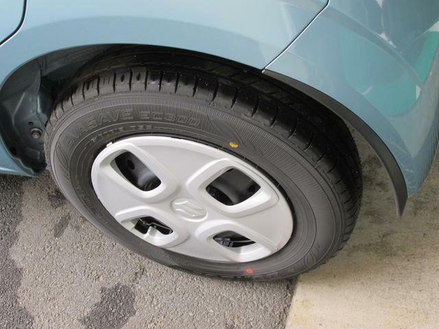 タイヤの溝もバッチリ!