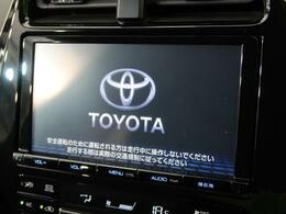 【純正9型SDナビ】CD機能や地デジ視聴も可能ですので、ドライブもとても楽しくなりますね☆TVキャンセラーもオプションで注文可能です♪