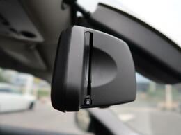 ●ETC車載器内蔵ルームミラー『お引き渡し時には再セットアップを実施後、お渡しいたします。』