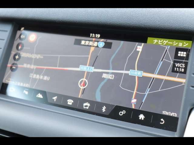 ナビゲーションを装備!更にBluetoothなど各メディアにも対応しており、ドライブを快適にしてくれます。
