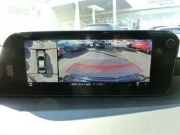 マツダコネクトナビ・DVD再生・Bluetooth・360度カメラ