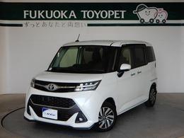 トヨタ タンク 1.0 カスタム G SDナビ フルセグ ETC LED