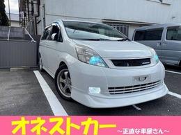 トヨタ アイシス 2.0 プラタナ Gエディション 4WD HDDナビ ETC モデリスタマフラー