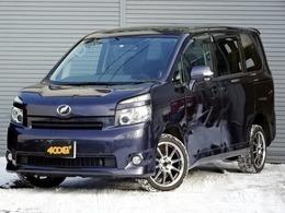 トヨタ ヴォクシー 2.0 トランスX 4WD パワースライドドア ナビ地デジ Bカメラ