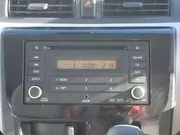 CD/FMチューナーです。